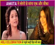 Ankita Lokhande's Appeals For Another Chance after opening up about break-up with Sushant Singh Rajput, trolling & More. Watch Video Now.
