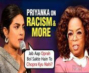 Priyanka Chopra comes to The White Tiger director Ramin Bahrani's support after he faces racist comments in US. She also talks about racism and skin color perception in Hollywood and how her surname was wrongly pronounced in the West.