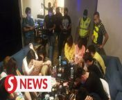 A surprise party for a doctor involving 35 party-goers at a luxury residence along Jalan Conlay was crashed by cops on Friday night (June 11).<br/><br/>Read more at https://bit.ly/3ghWzDc<br/><br/>WATCH MORE: https://thestartv.com/c/news<br/>SUBSCRIBE: https://cutt.ly/TheStar<br/>LIKE: https://fb.com/TheStarOnline<br/>